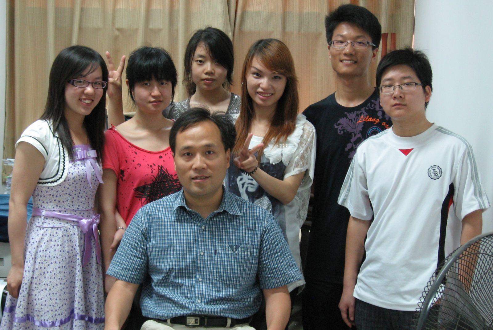磊鑫科技_文爱军 | 学生照片 | 西安电子科技大学个人主页